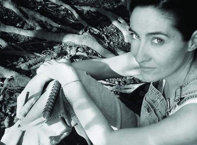 Artista Pilar Leciñena